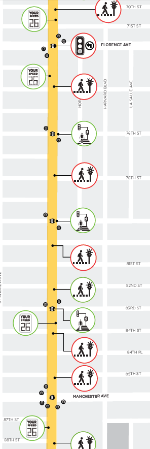 Western Ave improvements