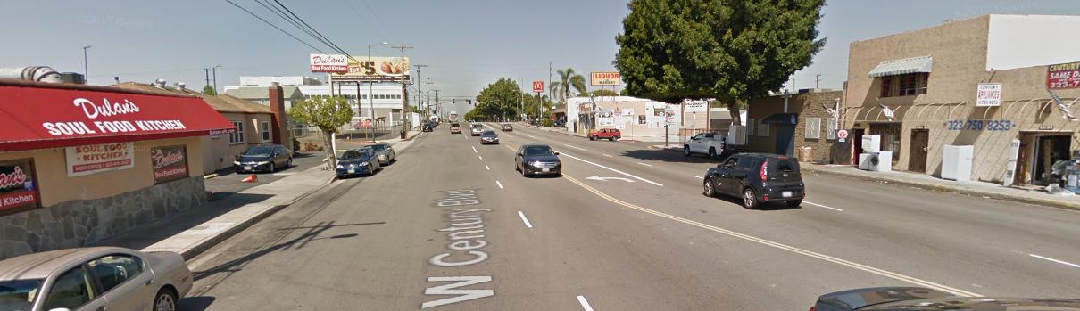 Century Blvd
