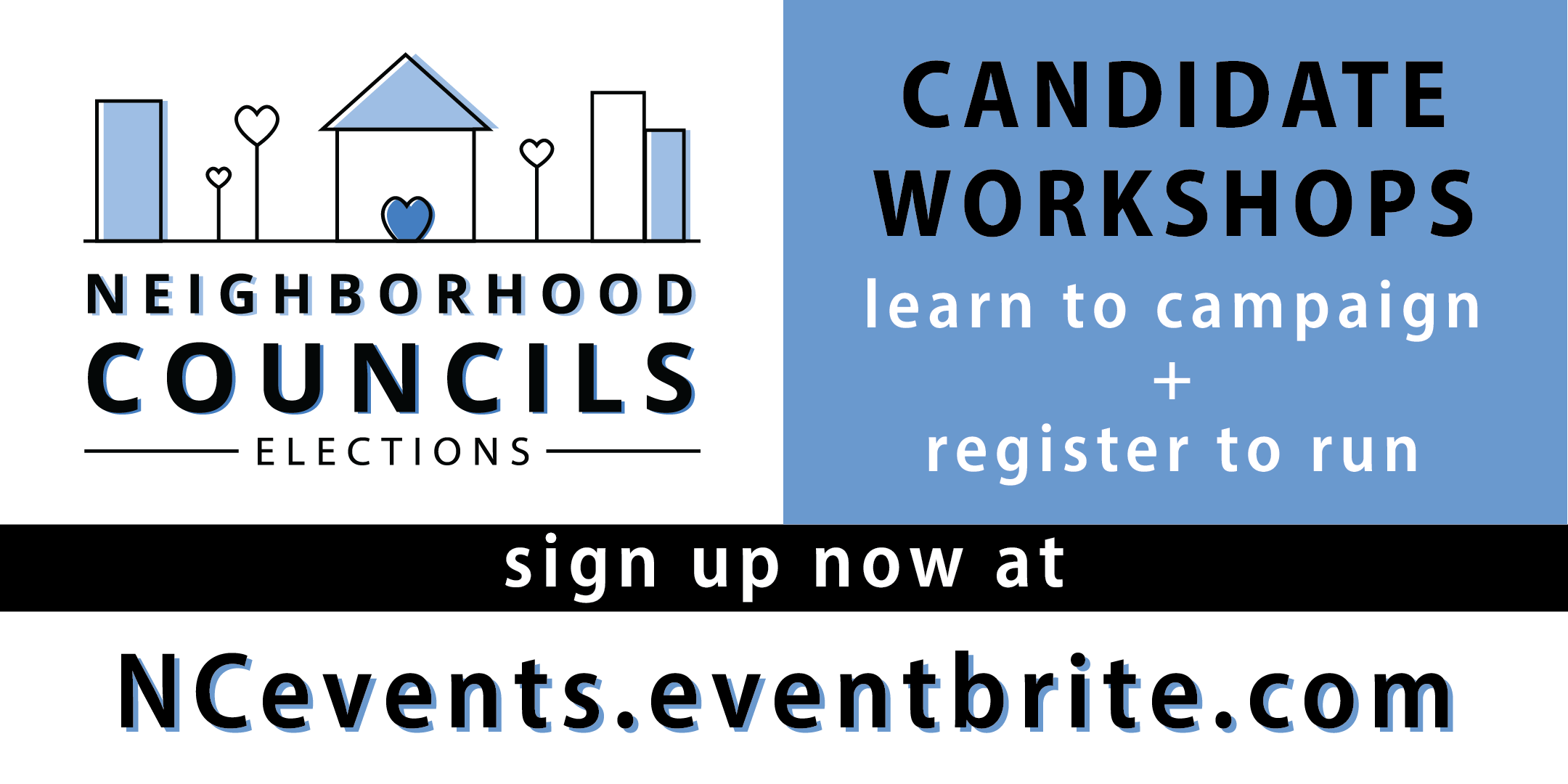 Candidate Workshop Banner