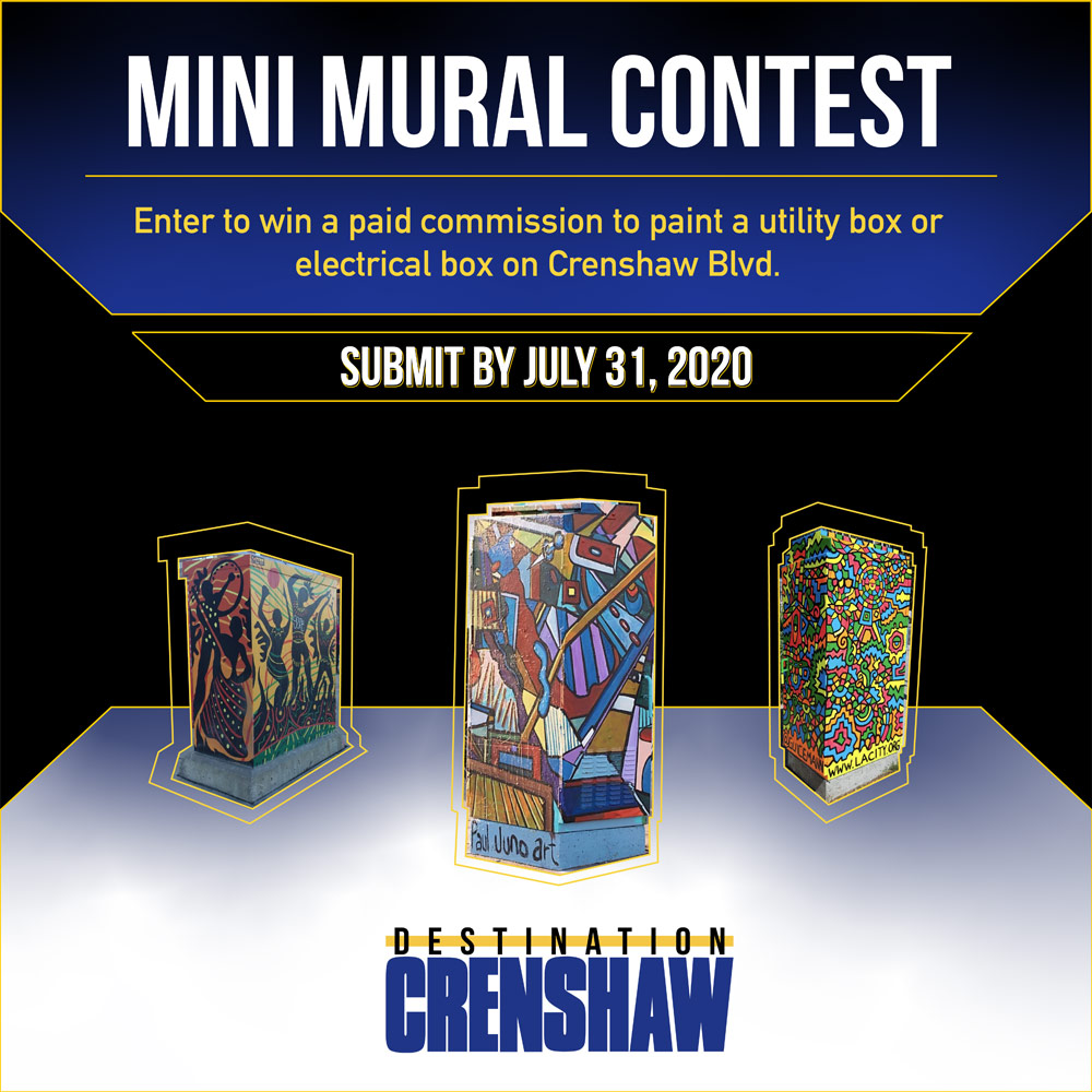 Mini mural contest
