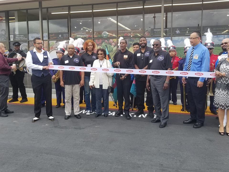 Southwest NC Celebrated Ralphs Ribbon Cutting