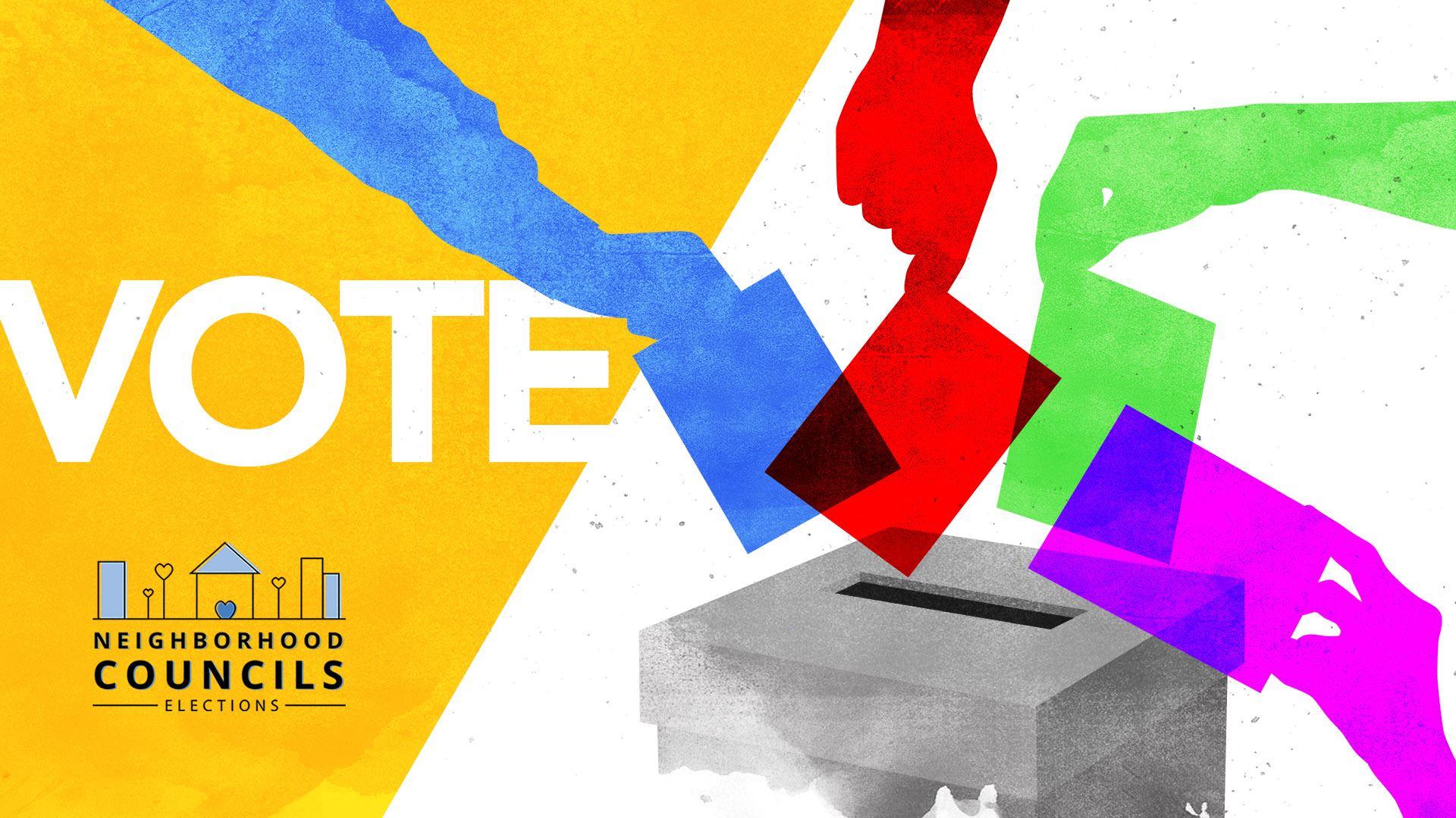 Vote in ECSWANDC Elections