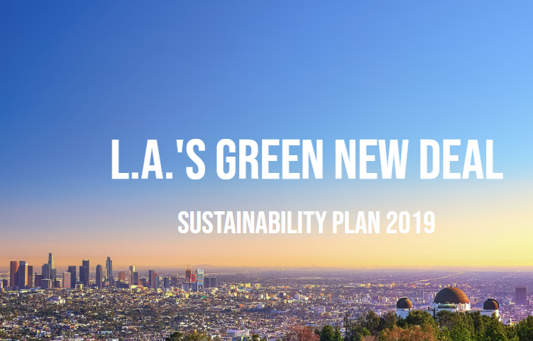 LA Launches Green New Deal