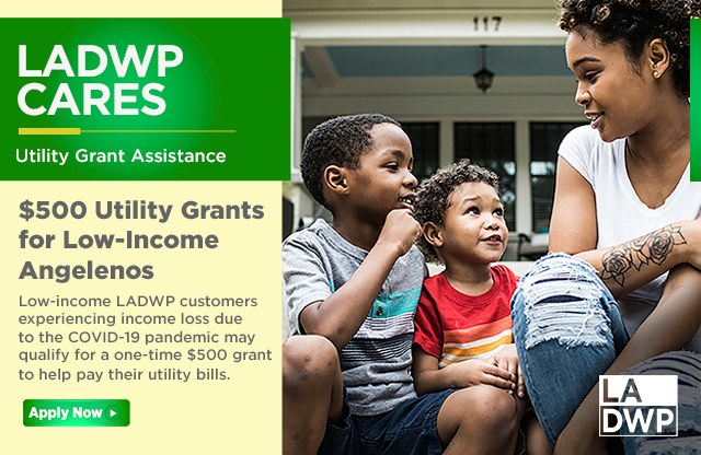 Utility Grant Available