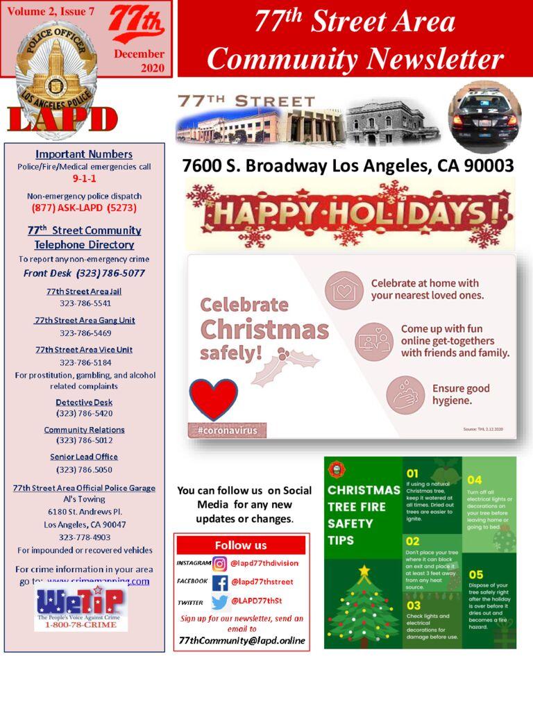thumbnail of Dec 2020 77th Newsletter2