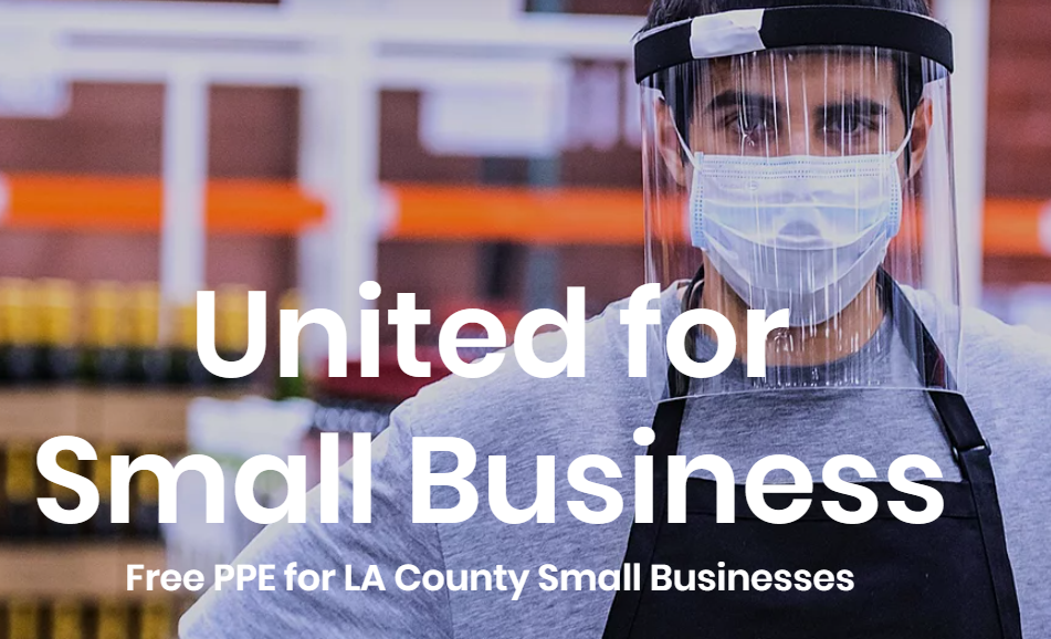 PPE Unite for Small Businesses