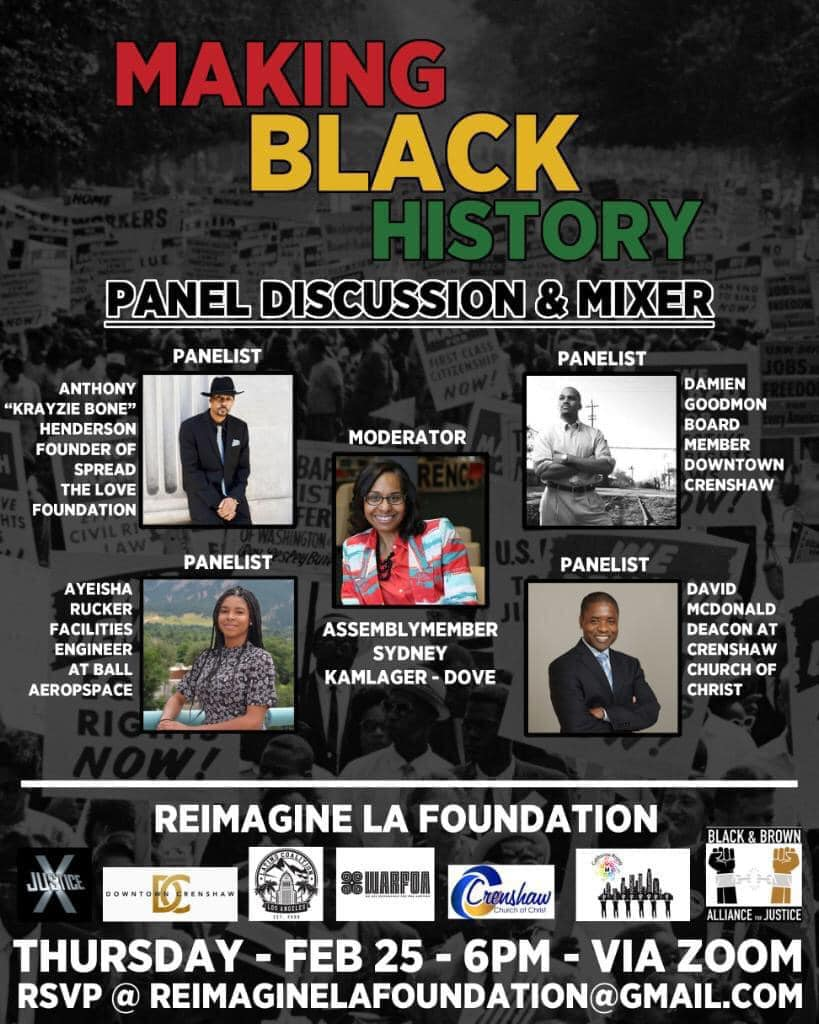 Making Black History