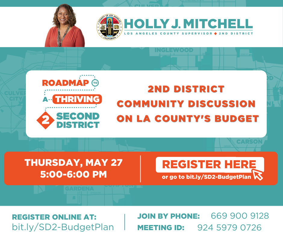 holly mitchell budget meeting