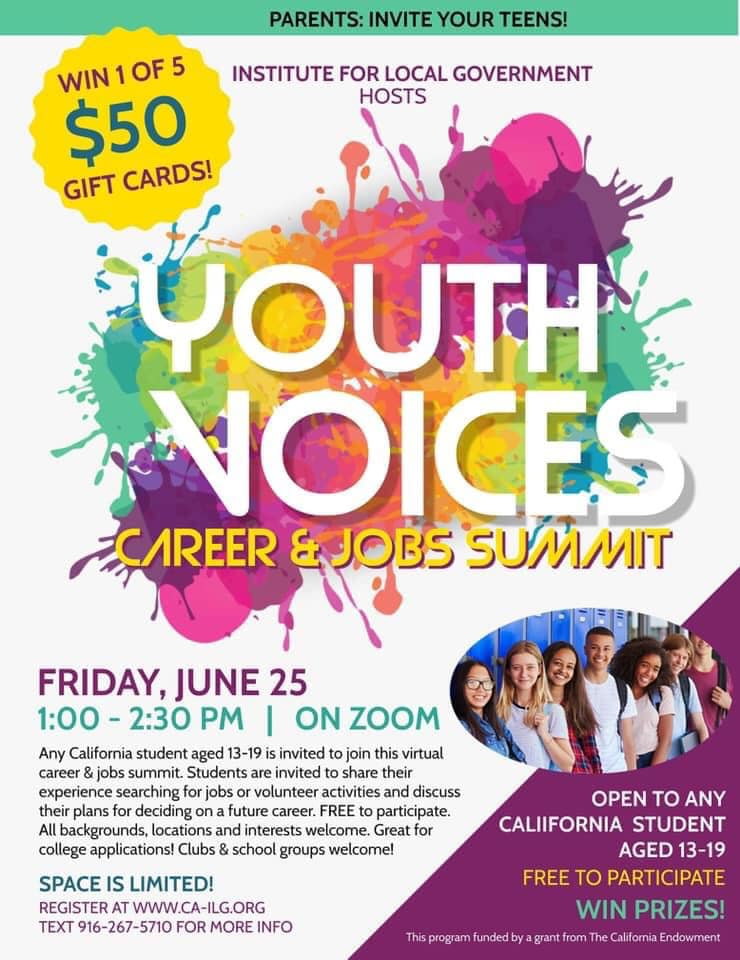 youth voices summit