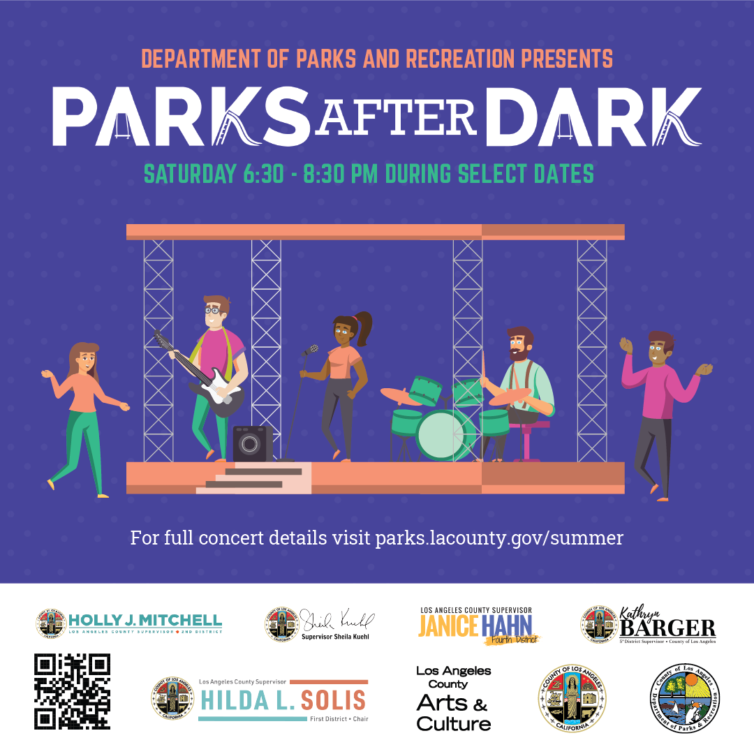 Parks after dark ad